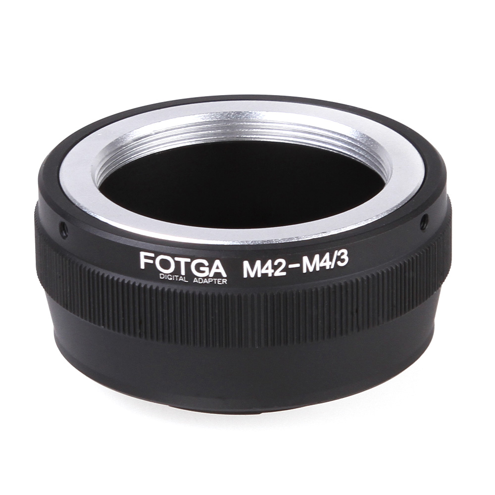 Adapter Ring For M42 Lens To Micro 4/3 Mount Camera For Olympus DSLR Camera