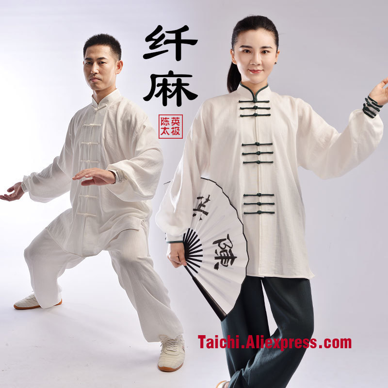 Tai Chi   Clothes Martal Art Practice Uniform linen Kung Fu  Suit  Wing Chun Uniform China style Chinese clothing china tang dress for men bruce lee shirt tai chi martial art clothing kung fu clothes tangzhuang jacket