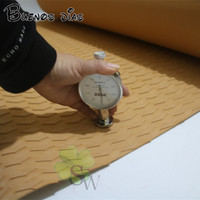 Non Slip Traction Pad Deck Grip Mat 60cm x 220cm Trimmable EVA Sheet 3M self adhesive backing for Boat Kayak Skimboard