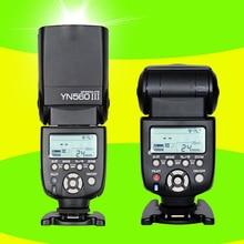 Yongnuo yn560 iii flash speedlite speedlight yn-560 iii sem fio universal para canon nikon pentax olympus panasonic sony câmera