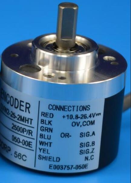 Original authentic close control encoders OVW2-25-2MHT Photoelectric angle rotary encoder 2500P / R