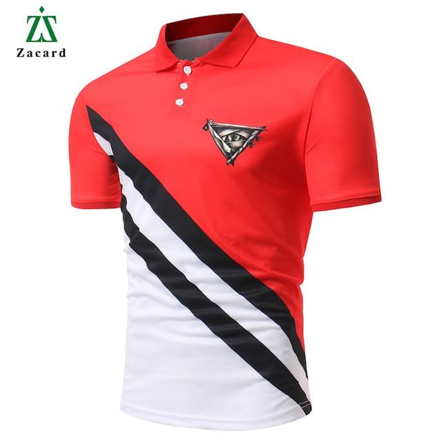 Men's Polyester Polo Shirts