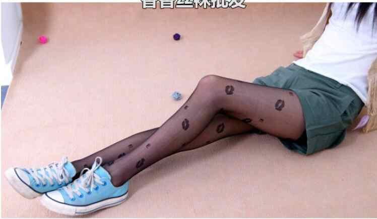 2018 נשים גרביונים קלאסי אקארד נקודה גדולה משי גרביים. דק גברת בציר פו קעקוע גרבי גרביונים לבנים נשיים