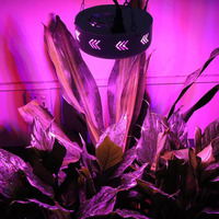Newest 360W LED Plants Grow Light Red Blue UV IR 36 Leds Flowers Vegetables Growing Lamp