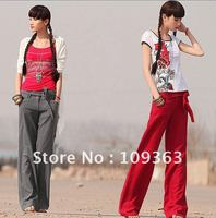 Wholesale New Classical Women's Pants,Fashion Women's Casual Pants ,Ladies'Pants Girl's Trousers, Free shipping QQ1507
