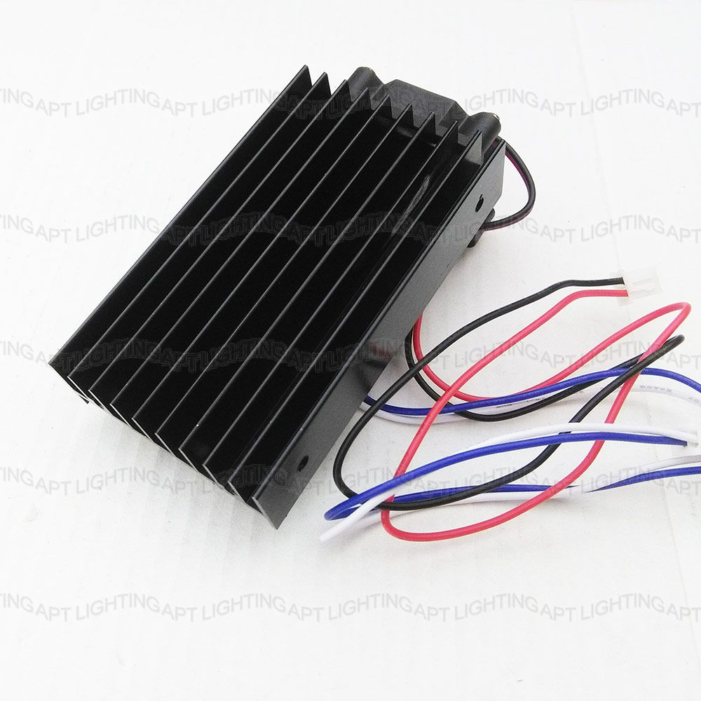 Controlador láser cabezal láser 532nm placa 650nm 450nm 200mW 500mw - Iluminación comercial - foto 3