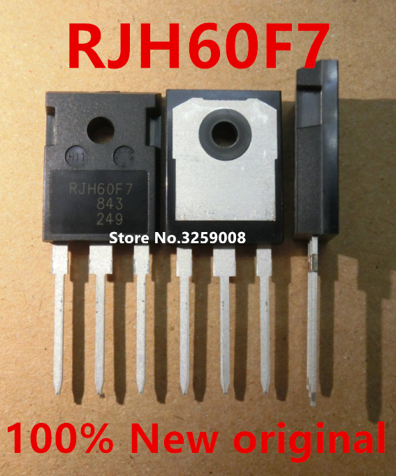 2018/2019+ RJH60F7 RJH60F7DPQ  90A/600V 100%new original 5PCS/10PCS 2018/2019+ RJH60F7 RJH60F7DPQ  90A/600V 100%new original 5PCS/10PCS