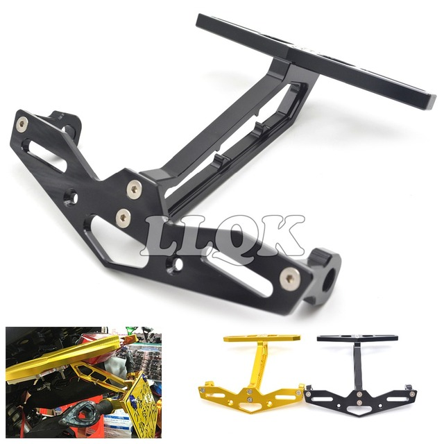 Motorcycle license plate frame Number Plate Holder Mount Bracket Registration Plate Holder for honda msx125 msx300  sc 1 st  AliExpress.com & Motorcycle license plate frame Number Plate Holder Mount Bracket ...