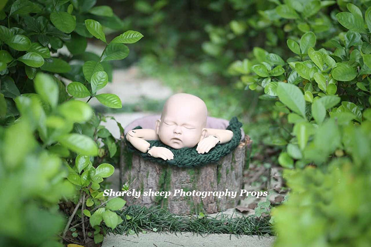 newborn photography learn doll