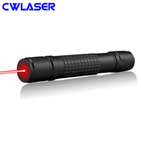 CWLASER High Power 200mW 650nm Focusable Red Laser Pointer + Match Lighting (3 Colors))|Flashlights & Torches| |  -
