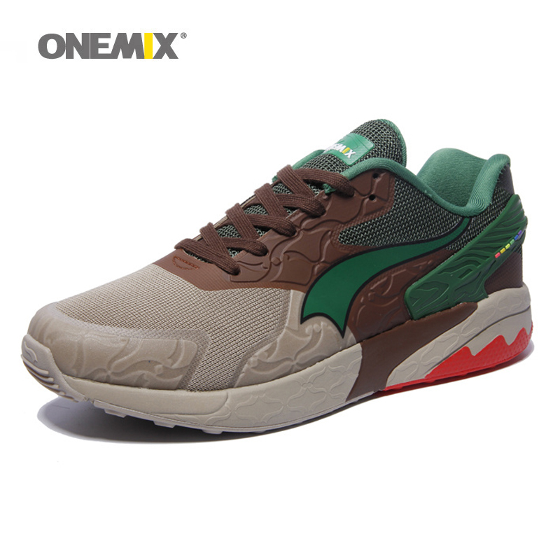 New design onemix running shoes sneakers for men