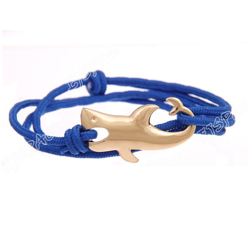 """""""Sharkbite"""" - Shark Bracelet 5"""