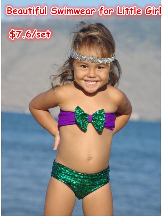 girl swimwear
