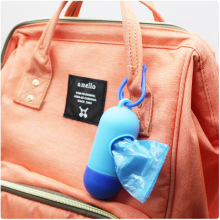 Baby's Disposable Diaper Bags with Capsule Case