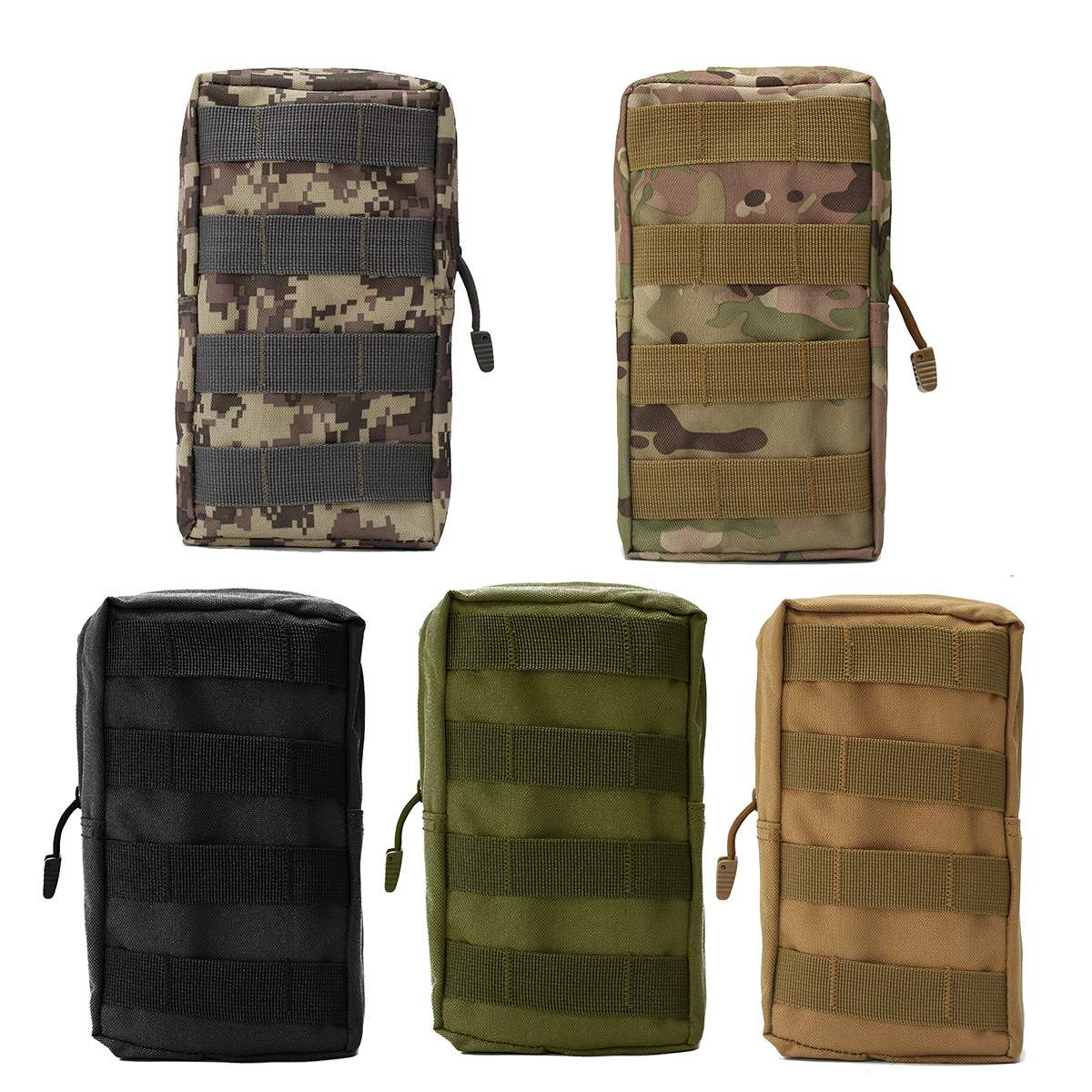 Safurance Nylon Tactical Molle Waist Bag Medical First Aid Utility Emergency Pouch Outdoor Storage Bag Emergency Kits цена