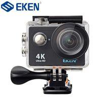 EKEN H9 WiFi Sport Action Camera DV SPCA6350 4K 25fps 1080p 60fps 720P 120fps New Version