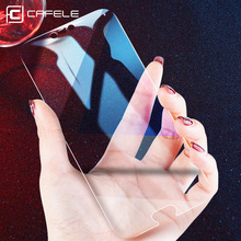 CAFELE Tempered Glass for Huawei Honor 10 Glass Ultra Thin 3D Full Covered Screen Protector for Huawei Honor 10 Soft Touch Film