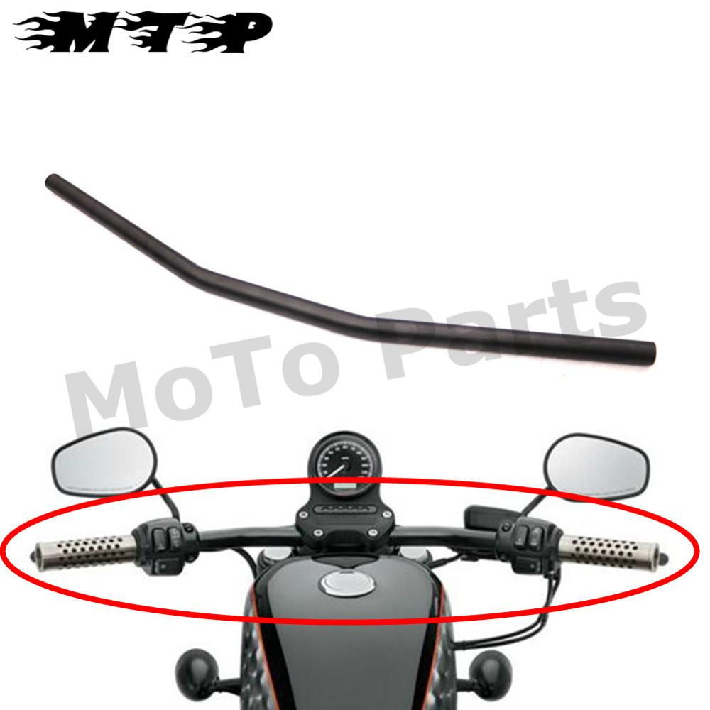 Motorcycle 25mm Drag Handle Bar For Honda Rebel Cmx250c 450 Shadow 1986 250 Engine Parts Ace Aero Phantom Spirit 750 1100 Vlx Vt600cd Deluxe Handlebar In From