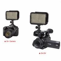 NanGuang CN LUX1600C 220V 3200K/5600K LED Video Light Lamp For Canon Nikon Sony Camera DV Camcorder