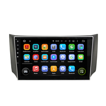 10 1 Android 5 1 GPS Navigation Car Multimedia Player For NISSAN Sylphy 2012 2015 Touch