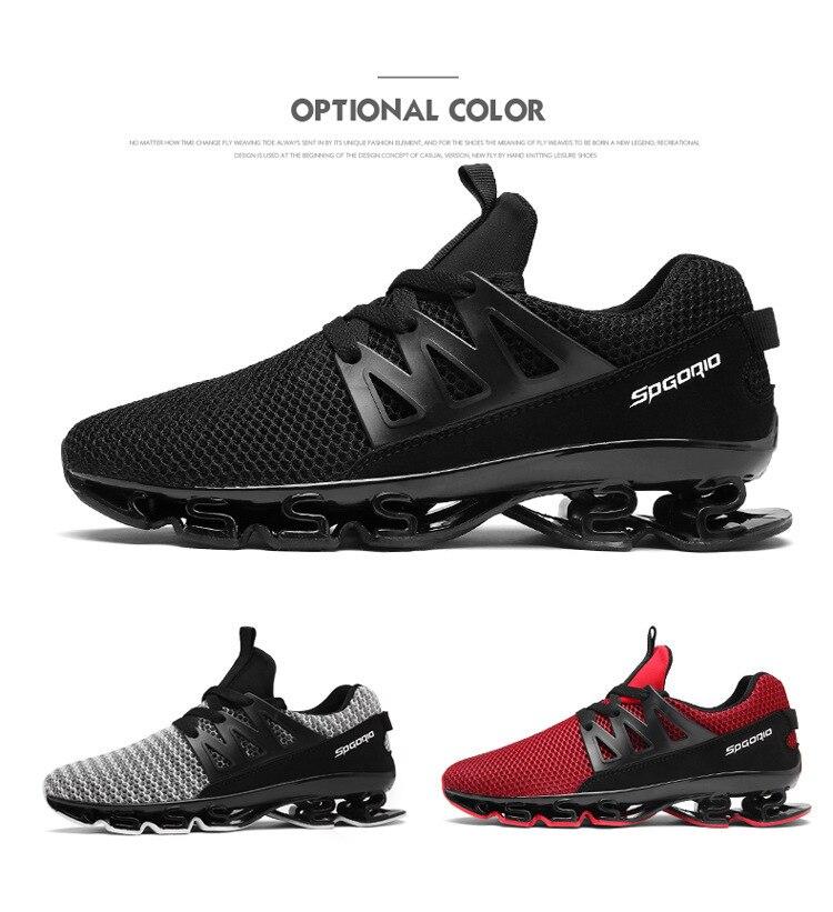 Shoes Men Light Mesh Breathable Sneakers Kaaum