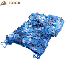 5M*10M Military Camouflage Net Car Covers UV Tents Sun Shelter Decoration 150D Polyester Camouflage Net Beach Shade UV Tents