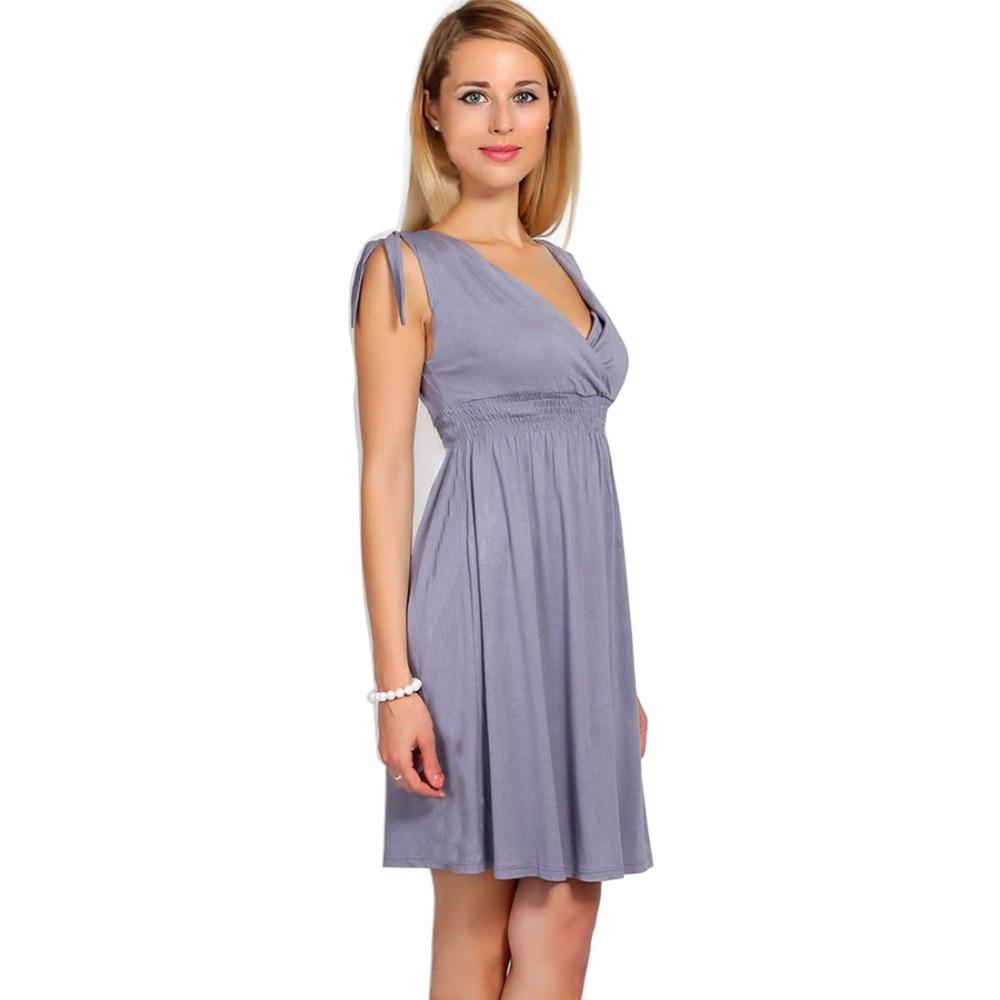 Envsoll 2018 Summer Maternity Dresses V neck Breastfeeding Maternity Clothes For Pregnant Women Pregnancy Clothing Vestidos