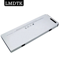 LMDTK New Laptop battery replacement for Apple MacBook 13 MB466CH/A (With Plastic case) Free shipping