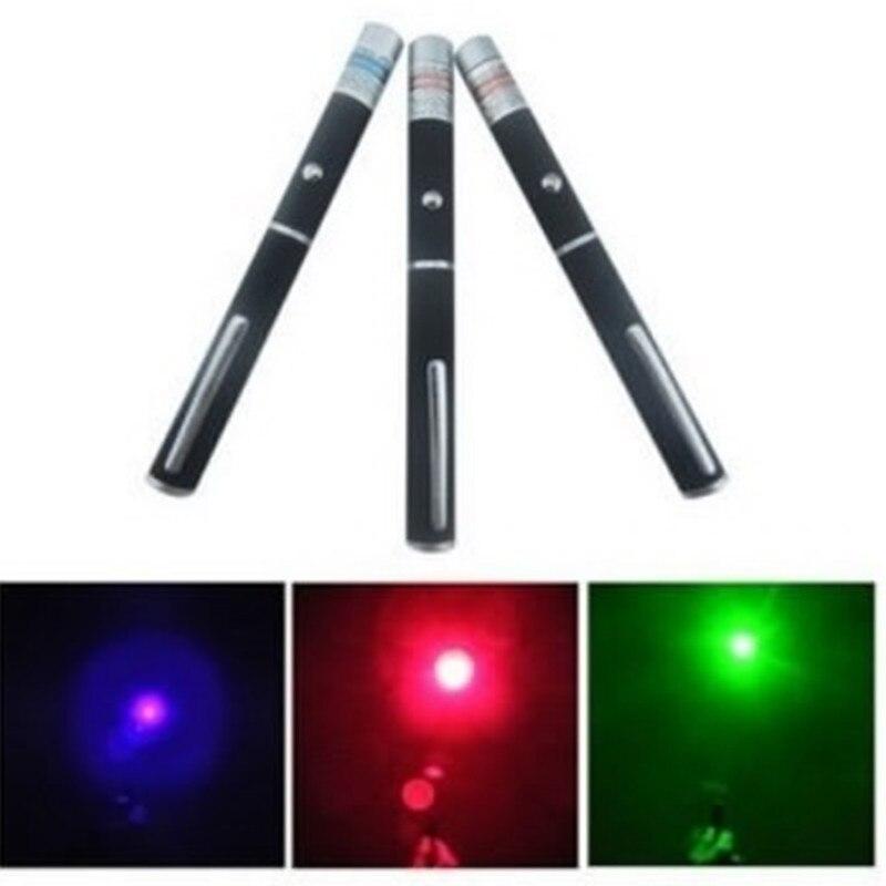 Powerful Blue Purple Violet Laser Pointer Pen Beam Light 5mw 405nm Lazer Best