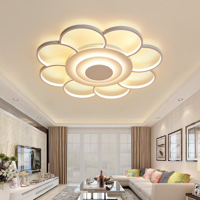 Chandelier Lighting Modern Aluminun Wave Mounted Bedroom Living room Chandelier home deco Dimmable Ceiling Chandelier lightings chandelier lighting modern aluminun wave mounted bedroom living room chandelier home deco dimmable ceiling chandelier lightings