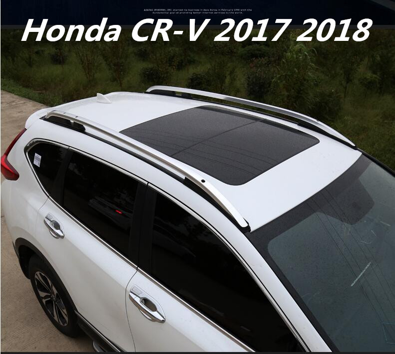 car roof rack baggage luggage bar for 17 18 for honda crv cr v 2017 2018 fast shipping