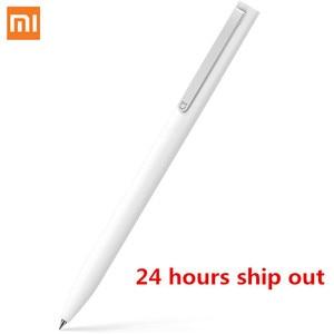 Image 3 - Original Xiaomi Mijia signe 9.5mm signature PREMEC lisse suisse recharge MiKuni japon encre ajouter Mijia noir recharge