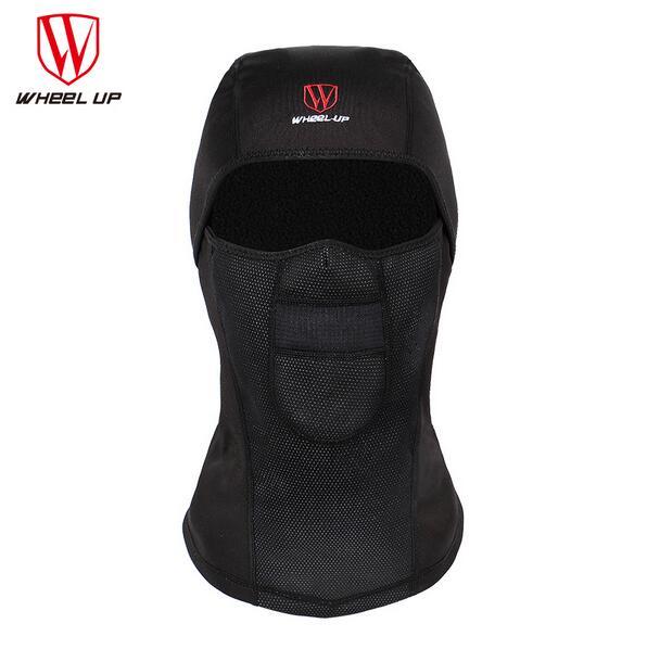 Wheel Up Windproof fleece warm outdoor protective cap ear cap hat neck face bicycle hat mask mountain bike cycling equipment