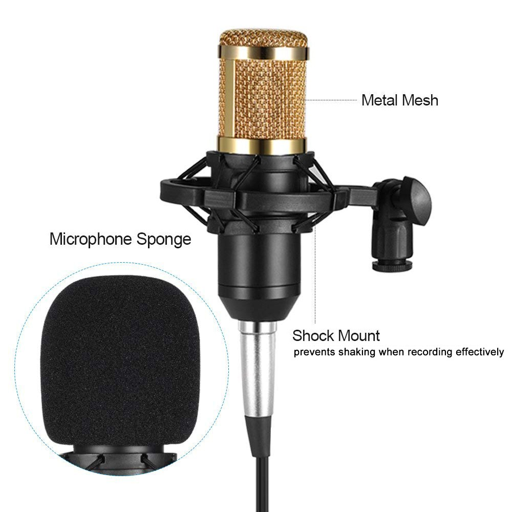 High Quality microphone bm-800