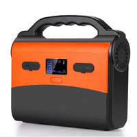 39000mah Outdoor camping portable energy storage power inverter power supply car battery pack household backup power supply