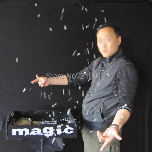Free Shipping Snowflake Machine For Table - Stage Magic