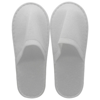 FAYUEKEY Wholesale 10 pairs lot Hotel Club Portable Disposable Close Toe Travel Slippers Home Guest SPA Slippers Shoes 4