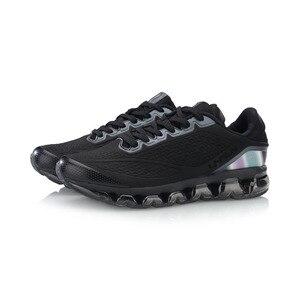 Image 5 - リチウム寧女性バブルアーククッションランニングシューズ tpu サポート ln アークライニング李寧エアクッションスポーツ靴スニーカー ARHN002 XYP878