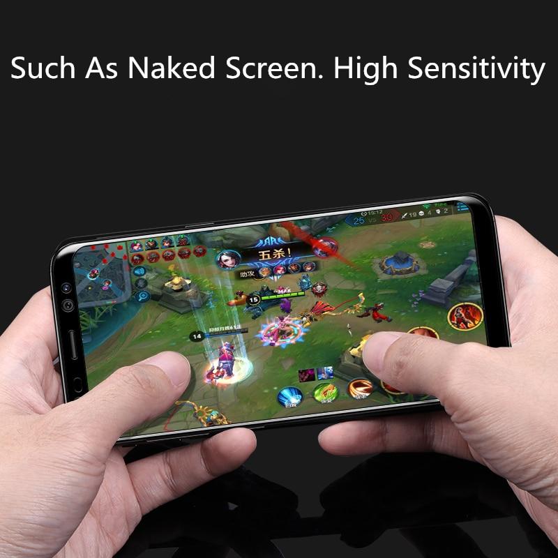 Untuk Samsung Galaxy S8 S8 Ditambah 0.26mm 9 H 3D Melengkung Kaca - Aksesori dan suku cadang ponsel - Foto 5