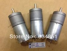 DC Motor  6V 25GB370 Gear Motor