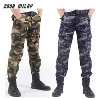 Winter Double Layer Men S Baggy Cargo Pants Fleece Lined Thick Warm Multi Pocket Outdoor Military