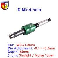 Roller Burnishing Tool (Roller diameter 14.9 21.8mm) for ID Blind Hole