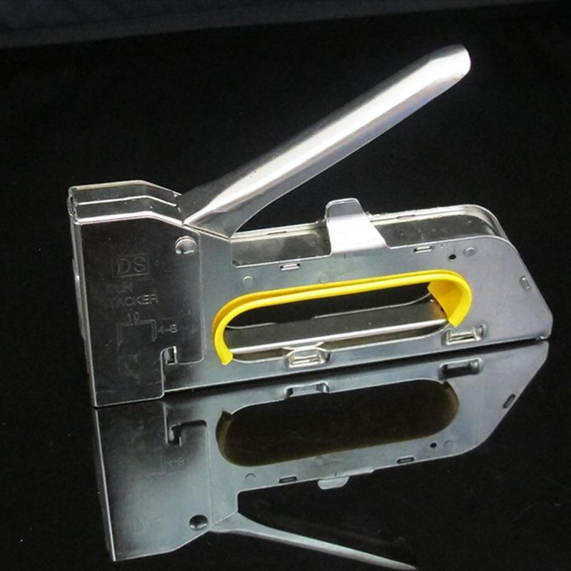 UNeefull Multitool Nail Staple Gun Furniture Stapler For Wood Door Upholstery Framing Rivet Gun Kit Nailers Rivet Tool Nietzange