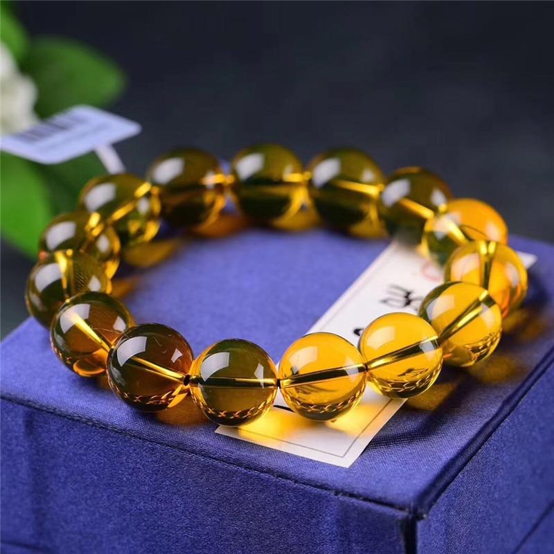 Natural Blue Amber Bracelets (7)