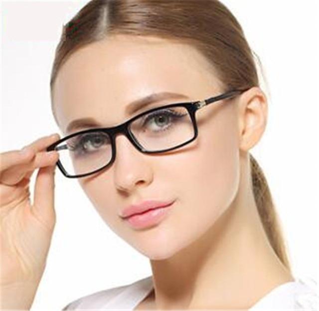 Brand Design oculos de grau Women and Men Eye Glasses Frames