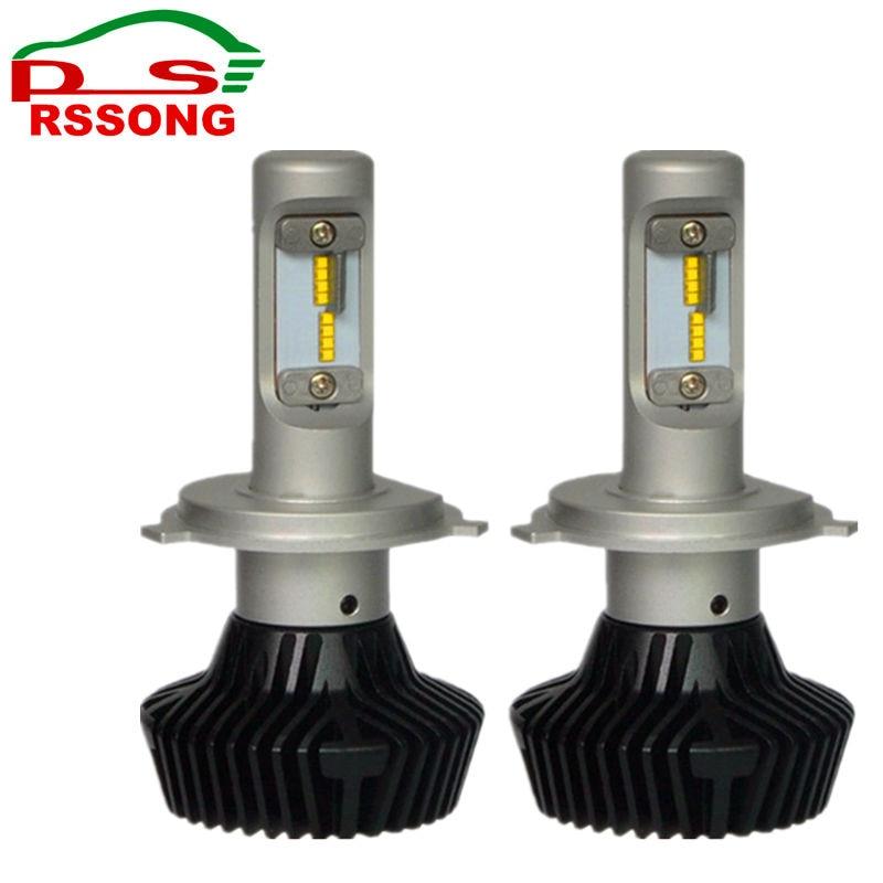 LED Car Headlight H4 H7 H1 H3 80W 9600LM Auto Front Bulb 9005 9006 H11 9004 H13Hi-Lo Beam Automobile Headlamp 5500K Car Lighting saiyu h4 h7 h11 h1 h13 h3 9004 9005 9006 9007 led car headlight bulb hi lo beam 80w 8000lm 6000k auto headlamp automobile light
