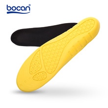 Bocan high quality insoles soft insoles arch pain relieve breathable insoles light weight for men and women shoe inserts