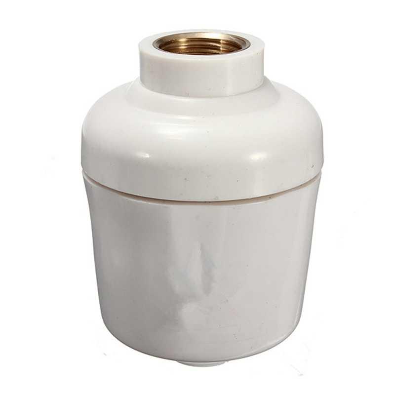 มัลติฟังก์ชั่นเครื่องกรองน้ำอาบน้ำกรองห้องน้ำห้องครัวหัวสายทำความสะอาดก๊อกน้ำประปาคลอรีนตัวกรอง