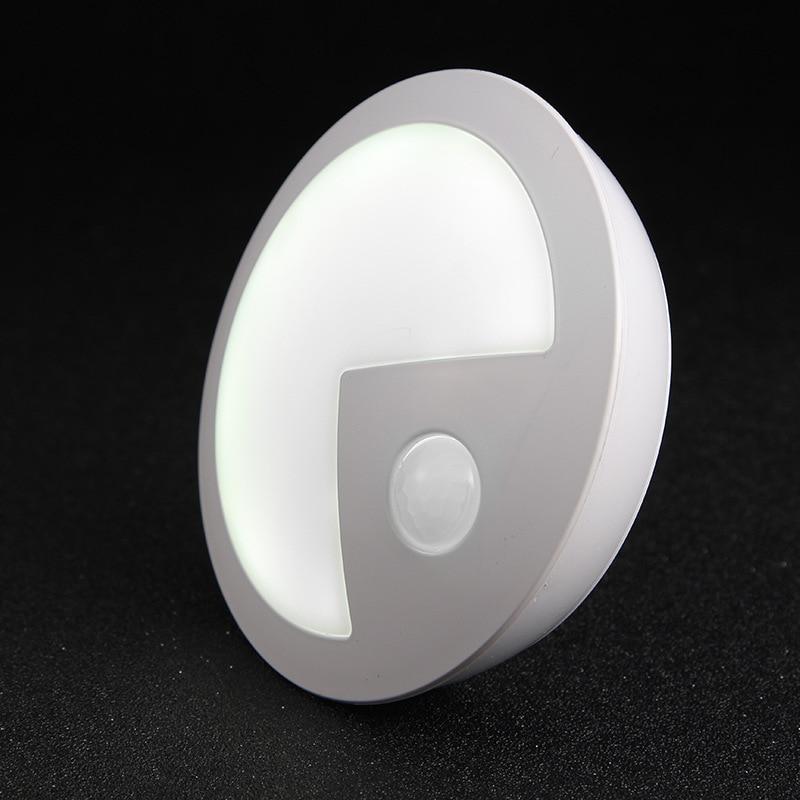 Pac Man Intelligent LED Sensing Nachtlicht Menschlicher Körper - Nachtlichter - Foto 4