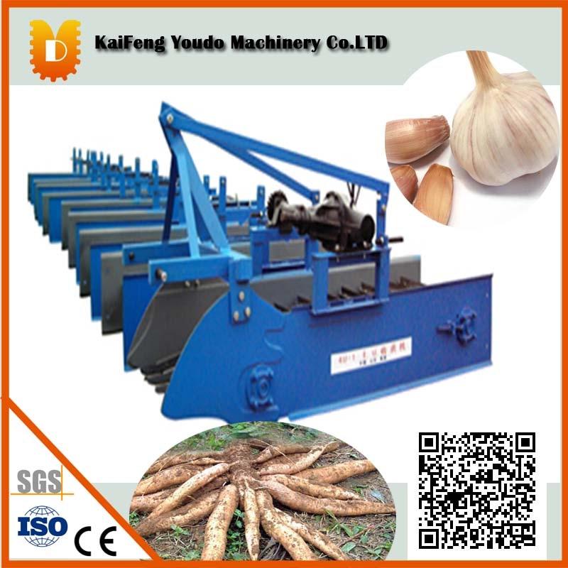 Potato garlic cassava harvesting machine,harvester цена и фото